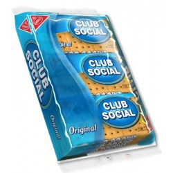 Galleta Club Social